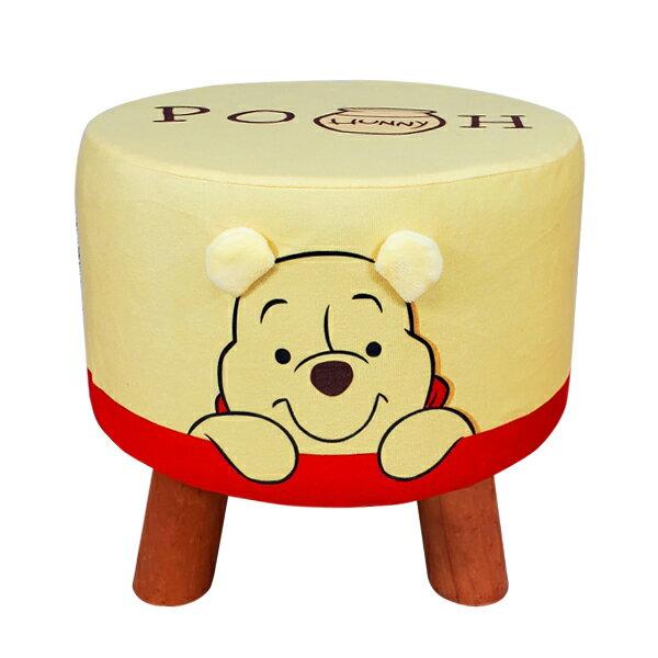 迪士尼 奇奇蒂蒂 俏皮 圓筒椅【蕾寶】Disney 正版授權