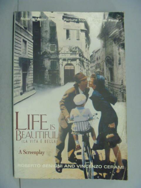 ~書寶 書T1/勵志_QIS~Life is Beautiful_Roberto Beni