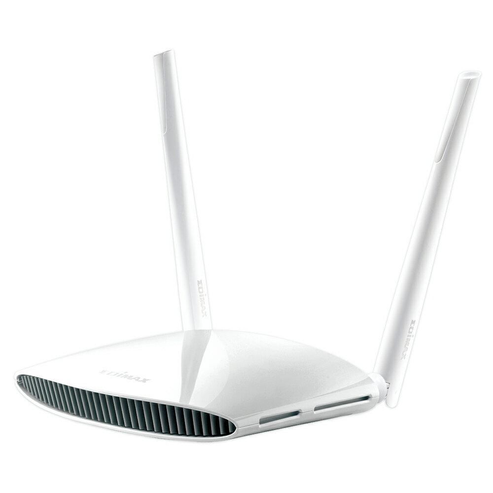 【滿3千15%回饋】EDIMAX 訊舟 BR-6478AC V2 AC1200 VPN Gigabit 無線網路分享器※回饋最高2000點