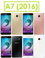 Samsung 三星到【預訂+現貨】三星 Samsung Galaxy A7(2016 年新版)八核心 5.5 吋 3G/16G 4G LTE 智慧型手機●雙卡雙待●指紋辨識