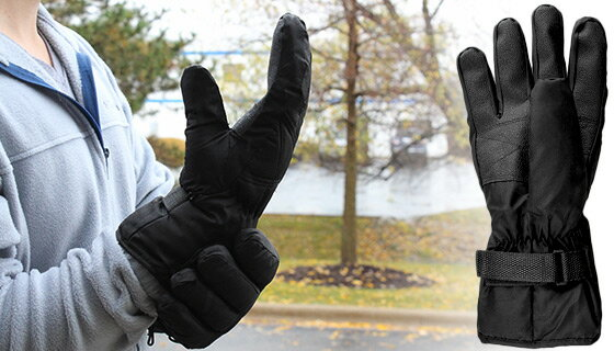 Battery Operated Heated Gloves - Unisex 2