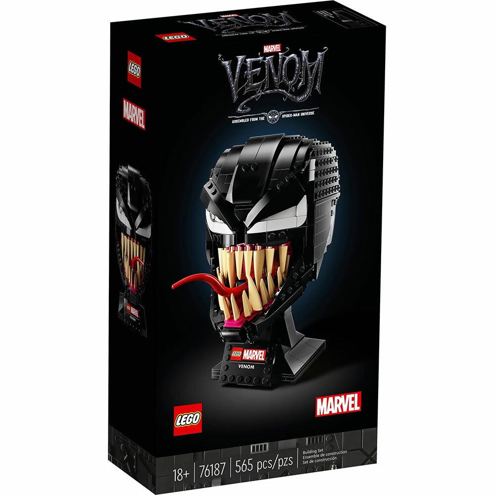 樂高LEGO 76187 SUPER HEROES 超級英雄系列  Venom  猛毒