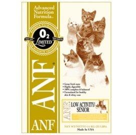 美國ANF愛恩富 老貓保健 1.5KG/1.5公斤