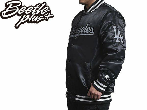 BEETLE MLB LOS ANGELES DODGERS JACKET 洛杉磯 道奇 棒球外套 M 1
