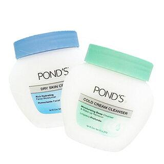 美國原裝【POND'S旁氏】 滋養霜 /卸妝冷霜
