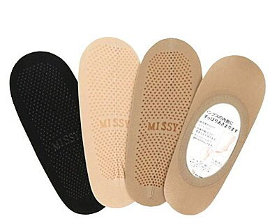 Socks韓國進口/抗菌止滑底船型襪/隱形襪