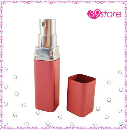 [ 39store ] 6ml 精美香水分裝瓶 質感好 方便攜帶 外出旅行 填充簡單 可分裝消毒酒精、化妝水、香水