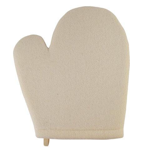 [ 39store ] 沐浴按摩手套 搓背手套 毛巾布材質