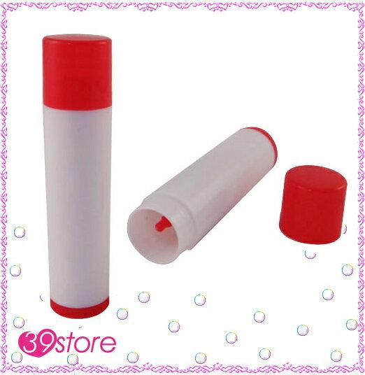 [ 39store ] 護唇膏管 DIY唇膏空管 手工護唇膏管 10支一組販售