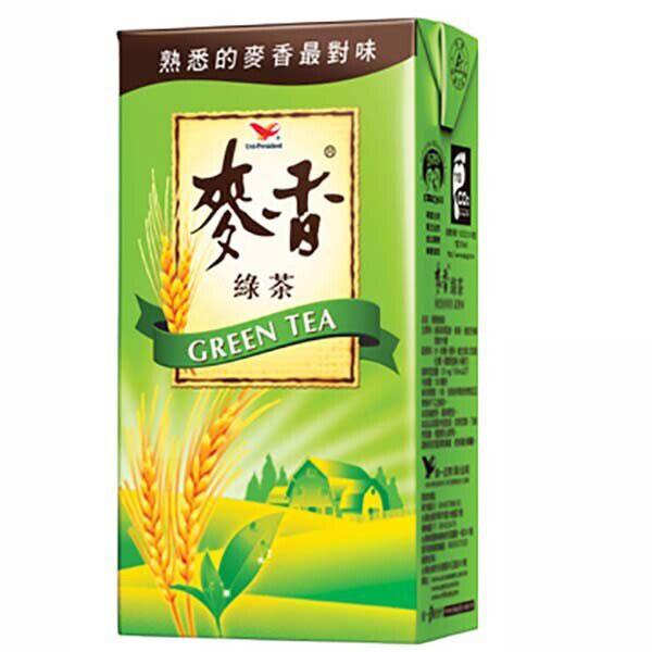 統一麥香綠茶300ml(24入)/箱【康鄰超市】