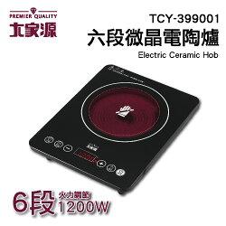 JNL大家源 微晶電陶爐(觸控式) TCY-399001