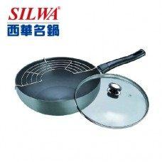 西華 陽極合金小炒鍋 28CM 原價$1500 特價$999