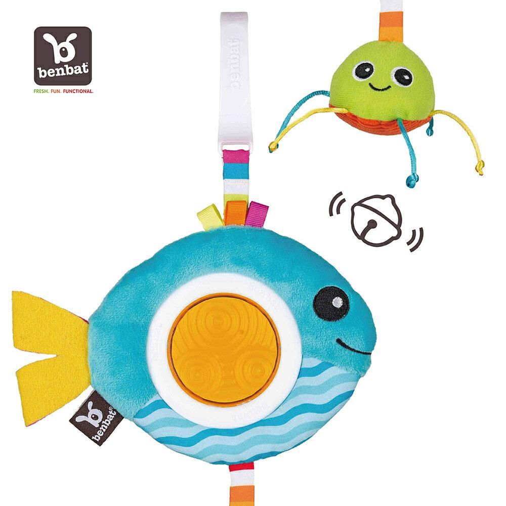 Benbat 鈴鐺聲吊掛玩具 (小丑魚)
