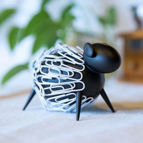 【買就送99837ABEL837斑馬紋迴針乙盒】荷蘭allocacocSheepi小羊迴紋針磁鐵
