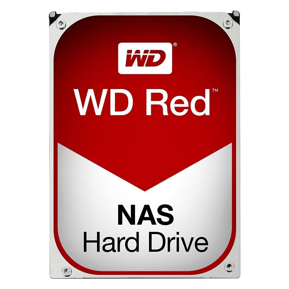 【點數最高 10 倍送】WD【紅標】3TB 3.5吋 NAS硬碟(WD30EFRX)