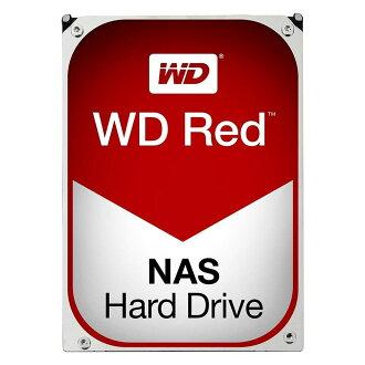 【新會員最高折$100】WD【紅標】3TB 3.5吋 NAS硬碟(WD30EFRX)