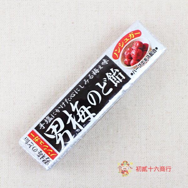 【0216零食會社】日本諾貝爾-男梅喉糖42g