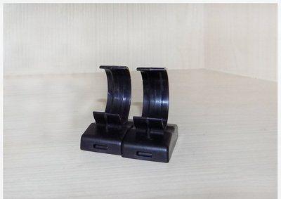 行動燈管配件LED支撐架 帶強磁燈架 隨身usb磁鐵雙支架