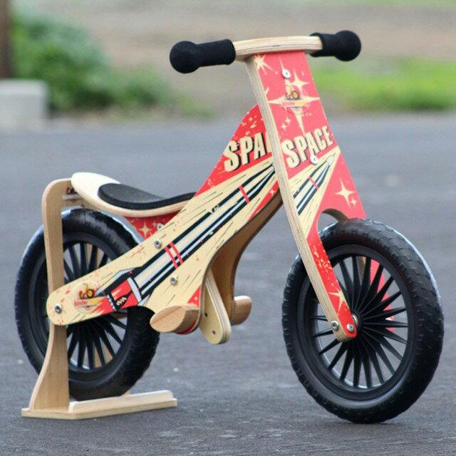 美國【Kinderfeets】木製平衡滑步車/教具車-英雄聯盟系列(星際戰警) 1