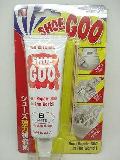 【容量100g】Shoe Goo 鞋固膠 (白色)