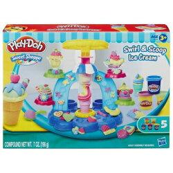 Play-Doh培樂多 聖代冰淇淋遊戲組【悅兒園婦幼生活館】