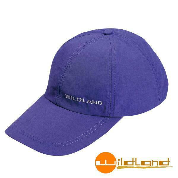 《台南悠活運動家》荒野W1013-58中性抗UV透氣棒球帽-葡萄紫