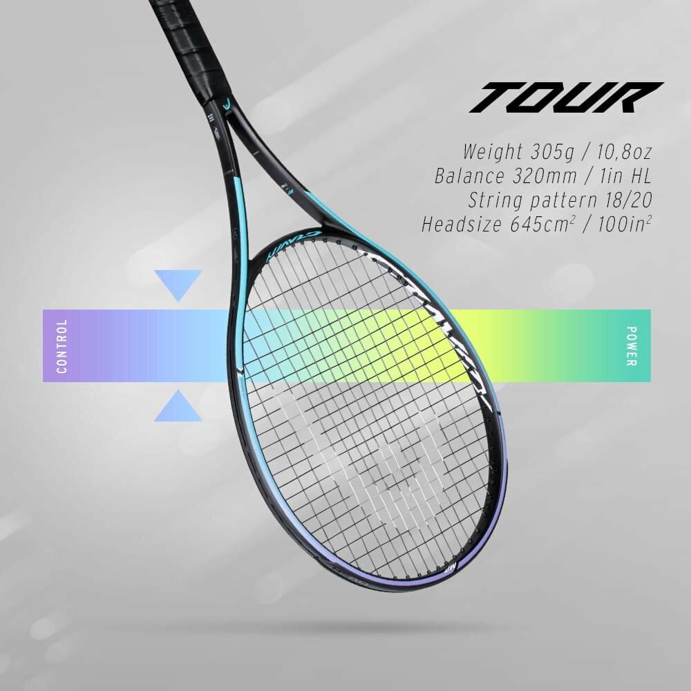 2021 Head Graphene 360+ Gravity Tour 專業網球拍