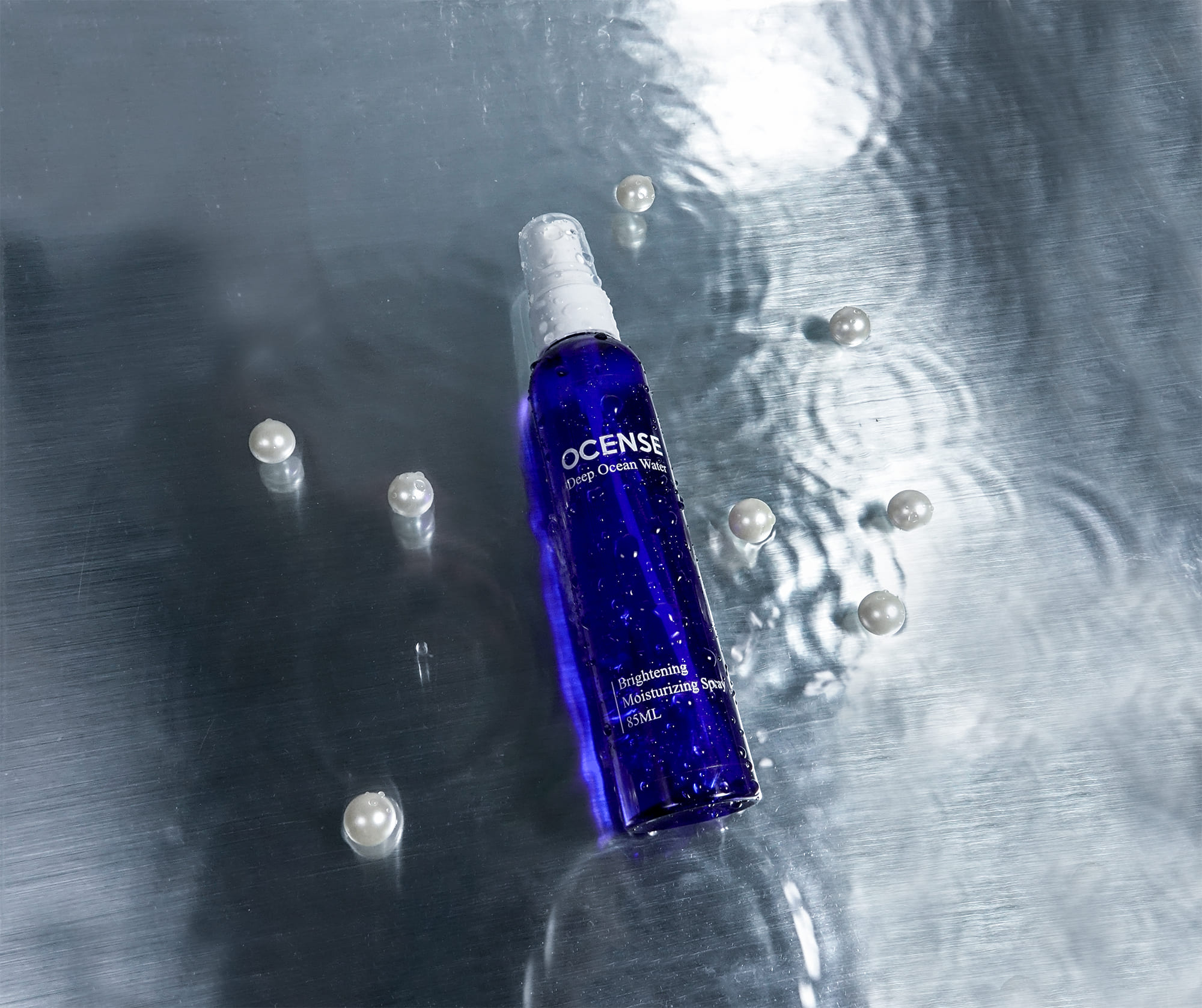 OCENSE海洋深層水煥白保濕噴霧 85ml / 瓶 3