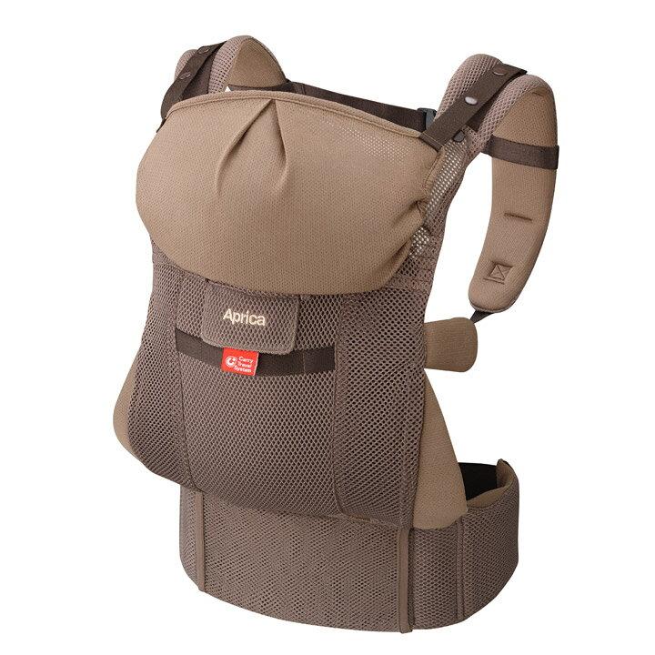 Aprica愛普力卡 - Colan CTS 腰帶型揹巾 (智慧棕) - 限時優惠好康折扣