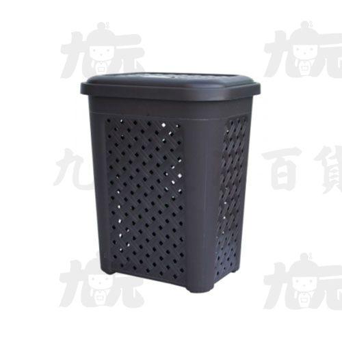 【九元生活百貨】聯府KGB-808(特大)藤藝洗衣置物收納KGB808