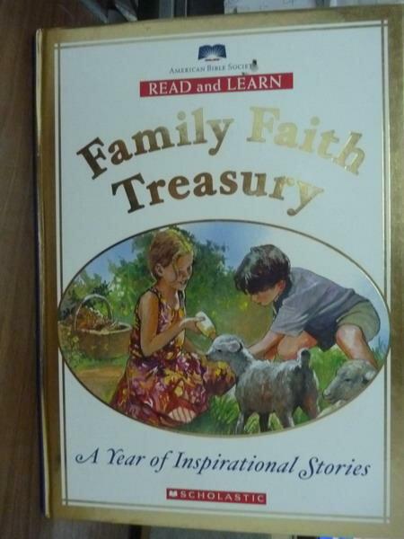~書寶 書T5/兒童文學_QKH~Read and Learn Family Faith…