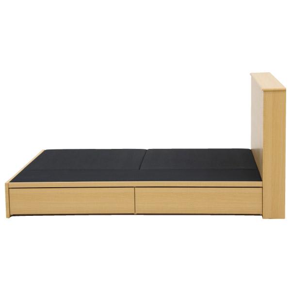 ◎雙人床座 床架 附抽屜 T-15 BOX NA NITORI宜得利家居 2