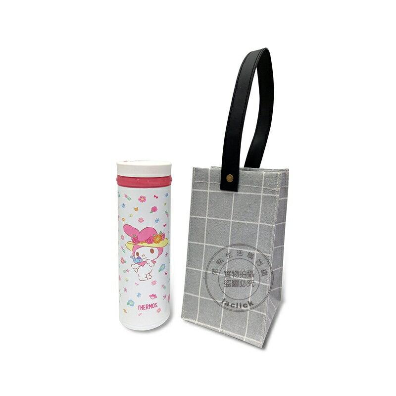 S0065 格紋立體杯袋 環保手提杯袋 飲料手提套 飲料提袋 手提杯套 杯袋 飲料袋 杯套