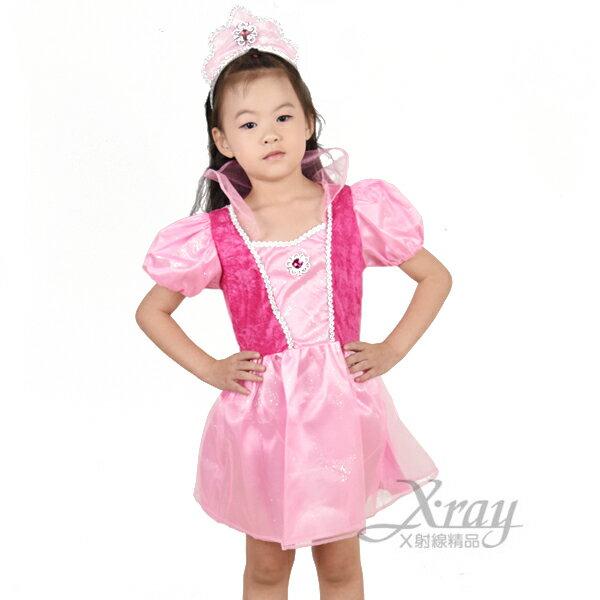 X射線~W409943~立領可愛公主裝,化妝舞會  角色扮演  尾牙  萬聖  聖誕  兒