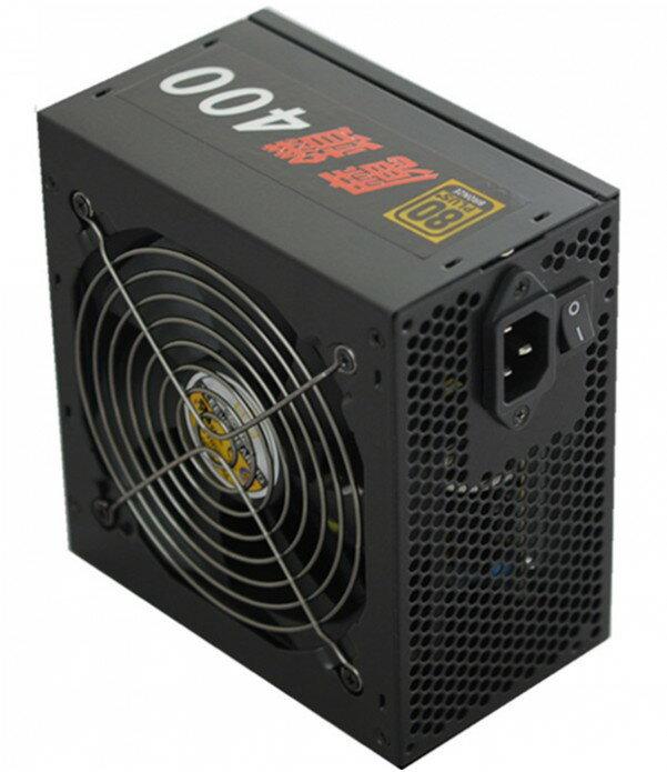 【迪特軍3C】YAMA 魔鑽 銅牌 400W 電源供應器 3大1小 ,  6 SATA