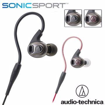 鐵三角 ATH-SPORT3 防水運動型專用耳塞式耳機 [天天3C]