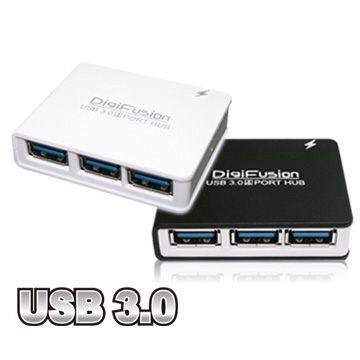 伽利略 Digifusion U3H04D USB 3.0 4 PORT MINI HUB