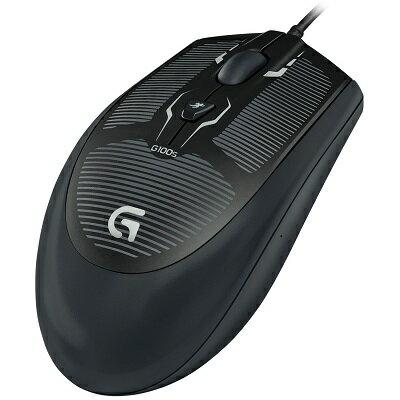 羅技 Logitech 遊戲滑鼠 G100s 電競滑鼠 (250~2500dpi)
