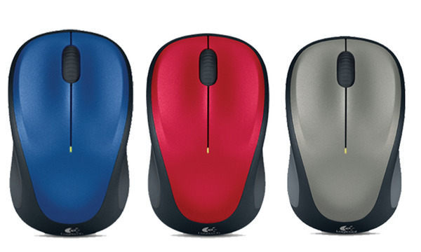 羅技 Logitech M235 無線滑鼠 M235 Wireless Mouse Unifying 接收器
