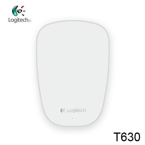 羅技 Logitech T630 白色 黑色 超薄 觸控滑鼠