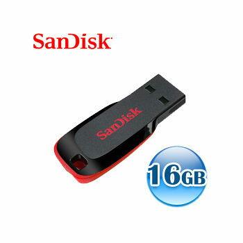 SanDisk Cruzer Blade CZ50 16GB 隨身碟[天天3C]