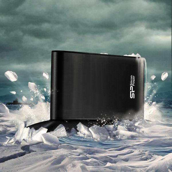 廣穎 Silicon Power Armor A70 1TB USB3.0 2.5吋行動硬碟 [天天3C]