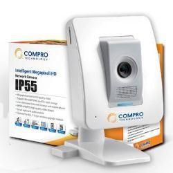 COMPRO 康博 IP55 130萬畫素/ HD 網路監控攝影機 [天天3C]