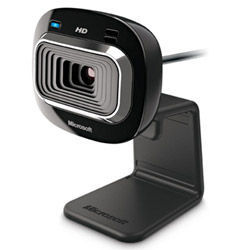 [富廉網] 微軟 Microsoft LifeCam HD-3000 網路攝影機