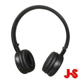 【天天3C】淇譽 JS HMH038 黑色 藍芽無線立體聲耳機(藍芽v2.1)