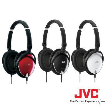 JVC HA-S600 高音質頭戴式折疊耳機 [天天3C]