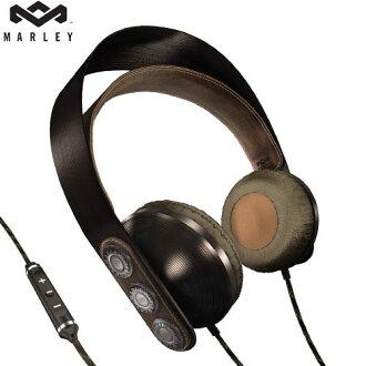 Marley 雷鬼 Exodus (EAR-MAR-FH003HA) Harvest 頭戴式耳機麥克風 [天天3C]