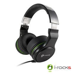 I-rocks IR A05 A05 黑色 ROCK系列 重低音強化耳麥