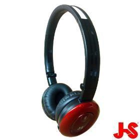 【天天3C】淇譽 JS HMH038 紅色 藍芽無線立體聲耳機(藍芽v2.1)