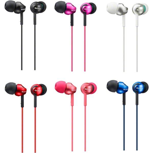 【天天3C】SONY MDR-EX110LP 時尚繽紛入耳式耳機